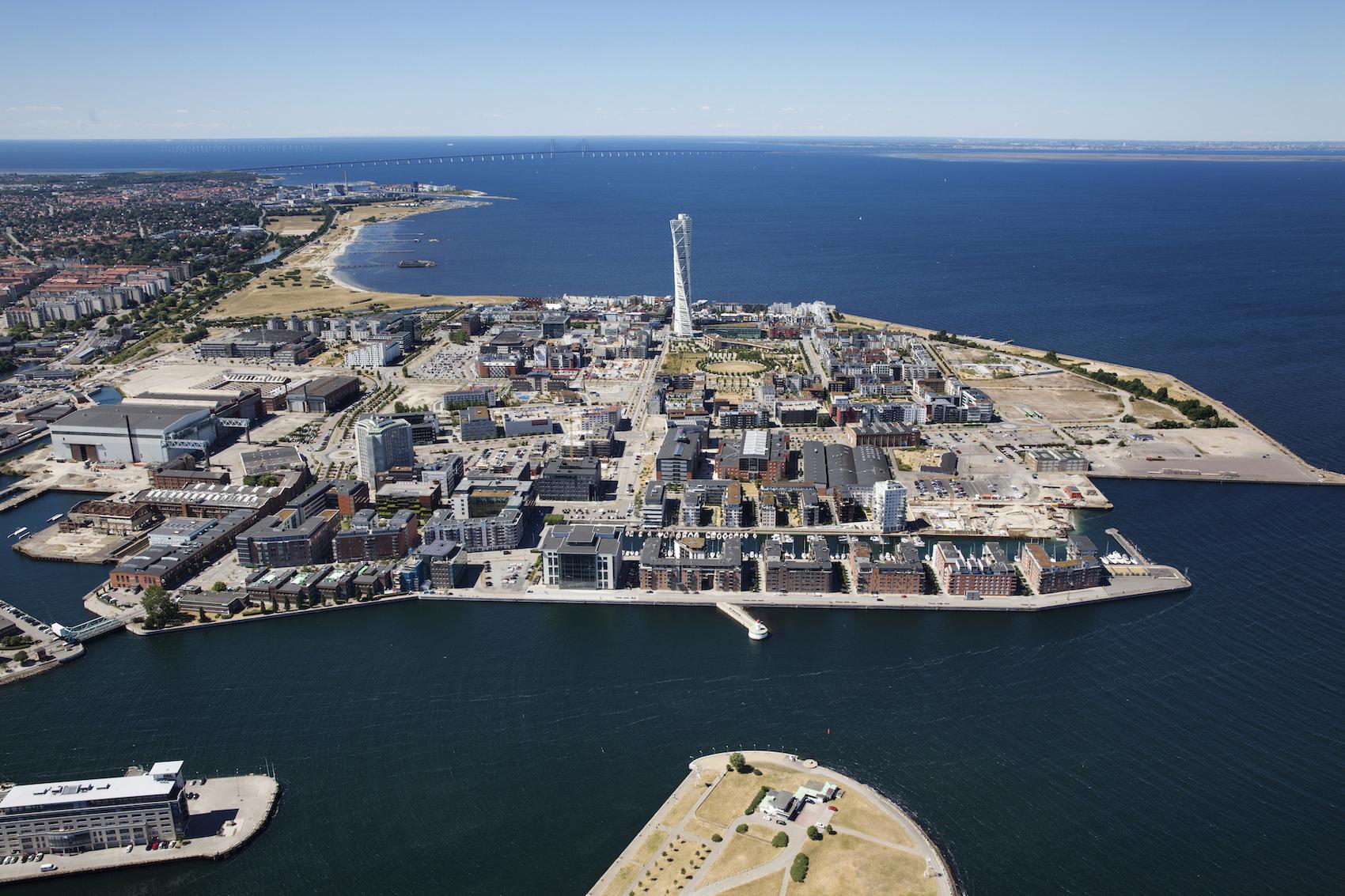 institutet för hållbar stadsutveckling i Malmö
